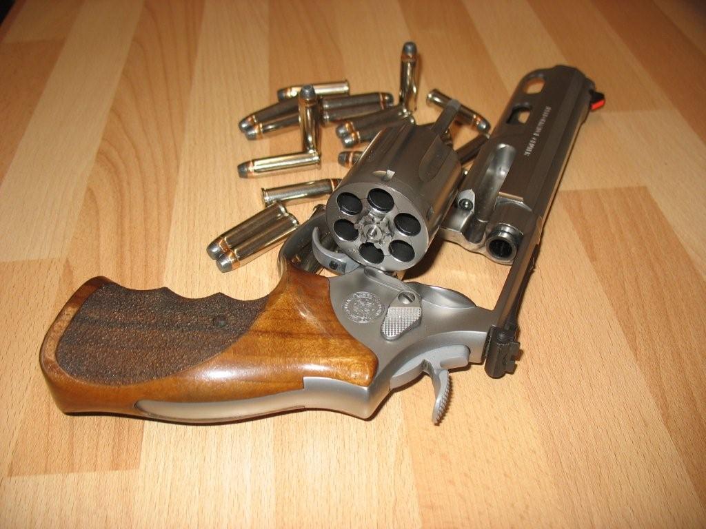Revolver .357 mag